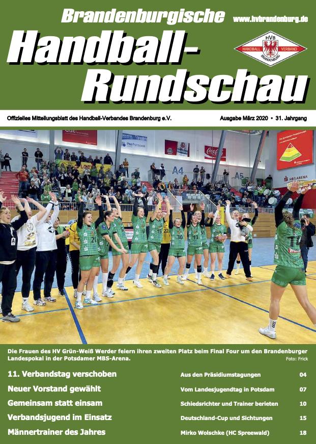 Handballverband Brandenburg